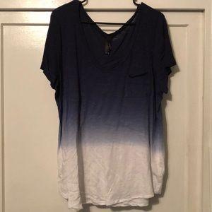 Torrid Ombré Shirt